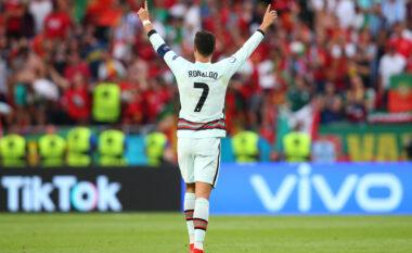 Dopiet në ndeshjen e parë, Ronaldo shpallet lojtari i ndeshjes (FOTO LAJM)