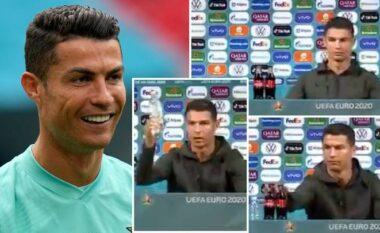 """Gjesti i Ronaldos """"gropos"""" Coca-Colan, kjo është humbja miliardëshe për 24 orë (FOTO LAJM)"""