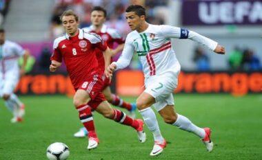 Eriksen pësoi atak kardiak, reagon Ronaldo: Qëndro i fortë
