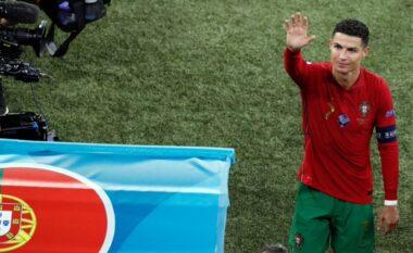 Portugalia arriti të kualifikohej, ky është reagimi i Ronaldos
