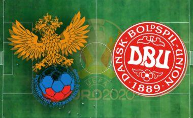 EURO 2020/ Rusi – Danimarkë, formacionet e mundshme