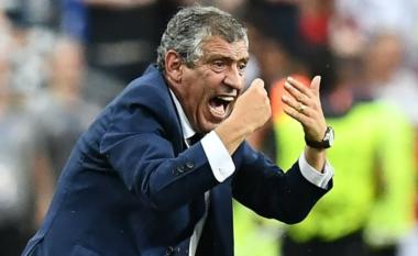 """""""Nuk kisha parë kurrë kaq shumë lojtarë me lot në sy"""", trajneri i Portugalisë nuk e fsheh zhgënjimin pas eliminimit"""