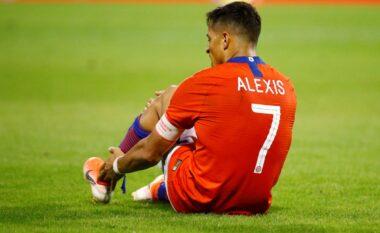 Copa America/ Probleme për Kilin, dëmtohet edhe Sanchez