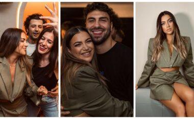 Ledri i organizoi surprizë, Sara ndan pamjet nga super festa (FOTO LAJM)