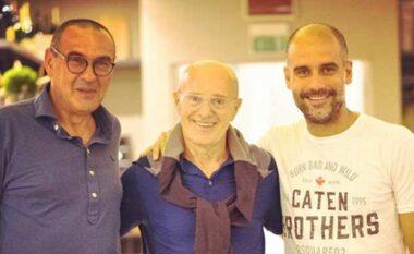 A rritet niveli i Serie A me Sarrin? Sachi komenton ardhjen e trajnerit te Lazio