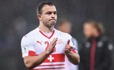 Ndeshja me Italinë, Shaqiri: I kënaqur për Mancinin, është një trajner i madh