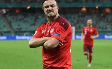 Kualifikohet Zvicra, reagon Xherdan Shaqiri
