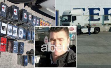 U kap me 300 kg kokainë në portin e Durrësit, shtyhet seanca për shoferin maqedonas