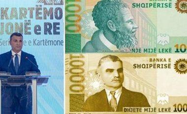 Zbulohet data kur del për herë të parë në treg 100 mijë lekëshi i parë shqiptar (FOTO LAJM)