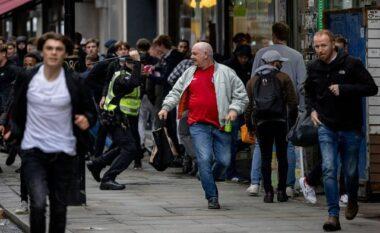 """""""Tapë"""" dhe rrëmujaxhinj, arrestohen 26 persona pas ndeshjes Angli-Skoci"""