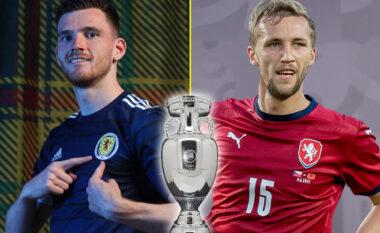 EURO 2020/ Skoci – Çeki, ndeshja e parë e ditës së sotme