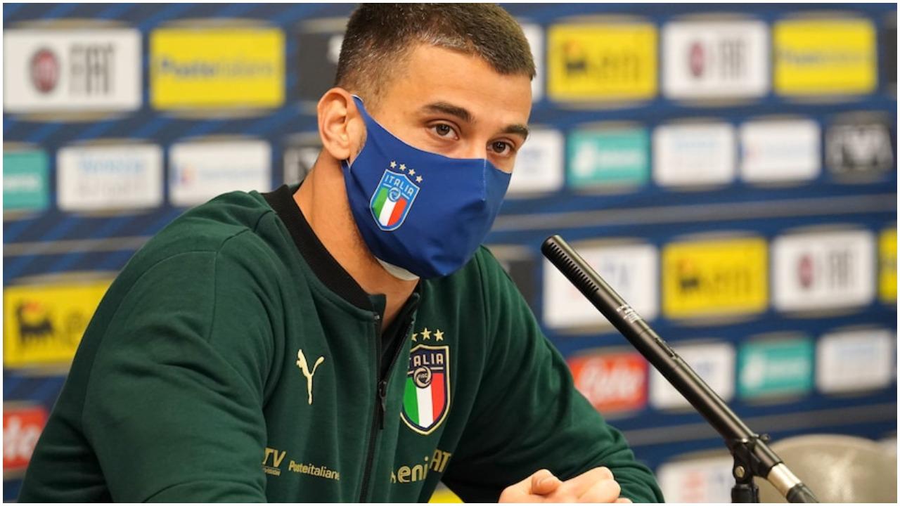Real Madrid mahnitet, shenjëstron mbrojtësin që po shkëlqen me Italinë