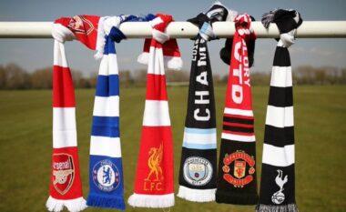 Anglia gjobit dhe paralajmëron klubet themeluese të Superligës