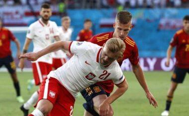 EURO 2020/ Spanjë – Poloni, ky është shpallur lojtari i ndeshjes (FOTO LAJM)