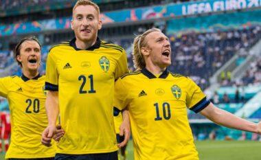 Plot 5 gola, Suedia fiton në limit dhe siguron kalimin në 1/8 (VIDEO)