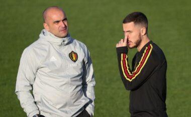 """""""Luajnë shumë ndeshje në shtëpi"""", trajneri i Belgjikës tregon favoritin për Euro 2020"""