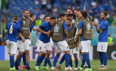 EURO 2020/ Itali – Uells, ky është shpallur lojtari i ndeshjes (FOTO LAJM)