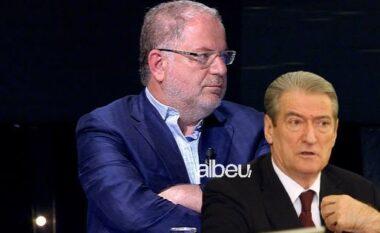 """Albeu: Berisha i përgjigjet Baton Haxhiut dhe zbulon """"lidhjen"""" e tij me Millosheviçin: E mban mend Hagën?  (FOTO LAJM)"""