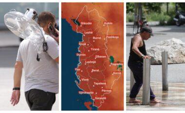Temperaturat e larta në vend, ISHP këshillon qytetarët