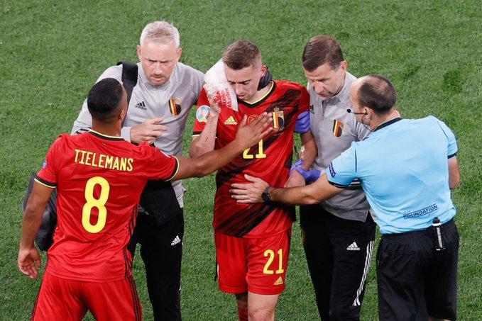 I pafat, përfundon Euro 2020 për lojtarin e Belgjikës