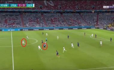 Mos e humbisni, shikoni sprintin e frikshëm të Mbappe në minutën e 78′ (VIDEO)