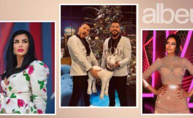 Habit blogerja e njohur: Binjakët Veshaj u lidhën me Borën dhe Jonidën për famë (FOTO LAJM)