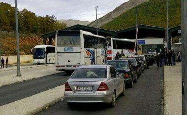 Kakavija hapet për autobusët e udhëtarëve nga Shqipëria