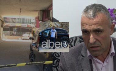 Albeu: Viktima i shtrirë në tokë, avokati i plagosur në karrige, dalin pamjet nga vendngjarja në Tiranë