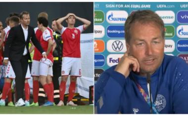 Trejneri i Danimarkës pas ndeshjes me Finlandën: Sot e kuptuam çfarë vërtetë ka rëndësi në jetë