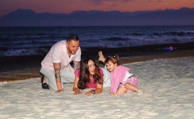 """""""Shpirtin, zemrën, sytë plot"""", Xhensila këtë 1 Qershor publikoi foton më të ëmbël familjare (FOTO LAJM)"""