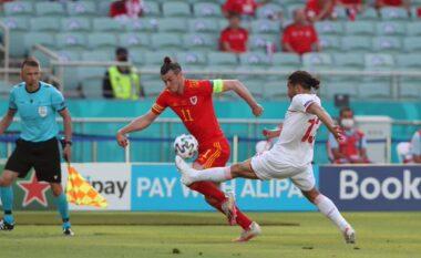 EURO 2020/ Wales – Zvicër mbyllet në barazim, skuadra e shqiptarëve i shkon shumë pranë fitores (VIDEO)