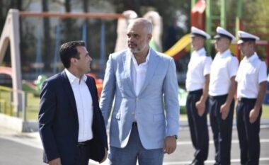 Zaev nga Tirana: Bashkë jemi më të fortë dhe më afër tregjeve të BE-së