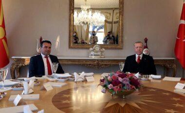 Pas Ramës, Erdogan takon edhe kryeministrin Zoran Zaev