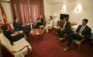 Kurti takon përfaqësuesit e lartë të SHBA-së, diskutojnë për dialogun
