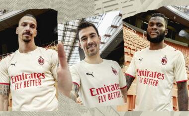 Këto janë uniformat e reja të Milanit, kanë një arsye të veçantë (FOTO LAJM)