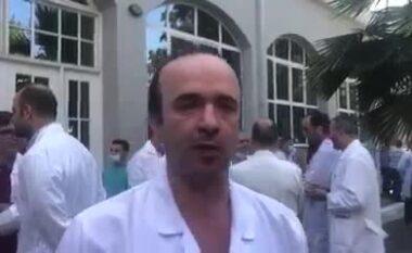Alo! SPAK-u? Te Trauma keni një mjek që pranon se merr ryshfet, s'ka nevojë t'a përgjoni! (VIDEO)