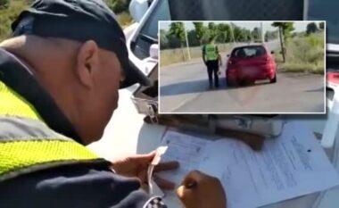 Shpejtësi e frikshme e manovra të rrezikshme, arrestohen 23 shoferë në 24 orët e fundit (VIDEO)