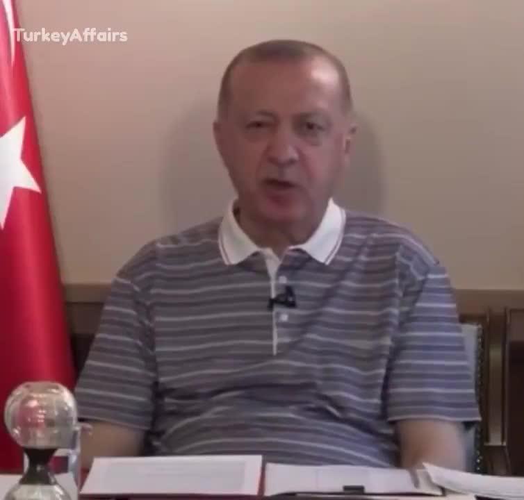 I sëmurë? Erdogan shfaqet duke folur me vështirësi para mediave, mezi mban sytë hapur (VIDEO)