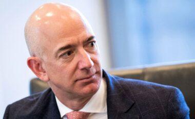 Nga sot Jeff Bezos nuk është më CEO i Amazon
