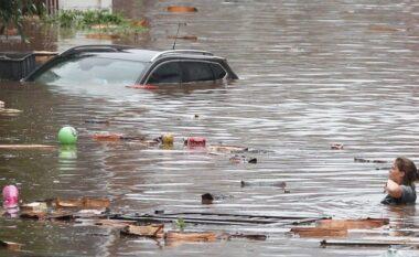 Përmbytjet në Europë, Xhaçka thirrje shqiptarëve: Nëse keni nevojë për ndihmë, kontaktoni ambasadat tona