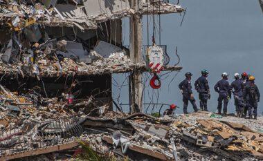 Mbyllen kërkimet në pallatin e shembur në SHBA, 97 të vdekur dhe 1 i zhdukur