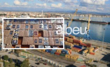 E FUNDIT/ Një tjetër sasi kokaine kapet në Portin e Durrësit