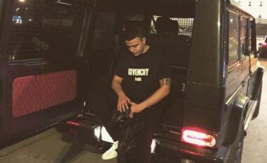 Drogë në makinë, policia kap djalin e Azem Hajdarit