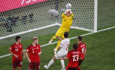 Dorëzohet Zvicra e shqiptarëve, Spanja në gjysmëfinale (VIDEO)