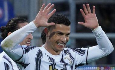 Ronaldo si Messi, ja si portugezi mbetet bardhezi