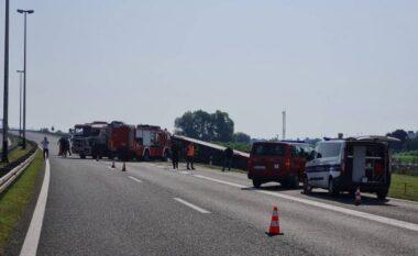 Identifikohen dy viktima nga tragjedia në Kroaci, nënë e bijë nga Gjakova vdiqën së bashku në aksident