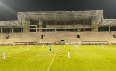 Laçi mposhtet nga Podgorica, Mazrekaj humb penalltinë