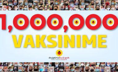 6 ditë me vonesë, Rama jep lajmin: Shqipëria ka arritur shifrën e 1 milion vaksinimeve