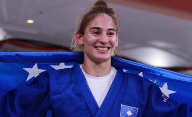 Meta: Medalistja e artë Nora Gjakova lartëson Kosovën