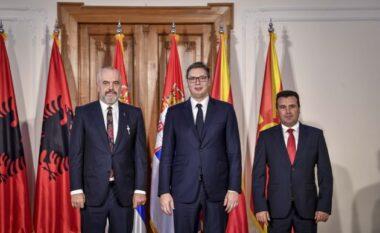 """""""Mini Shengeni"""", ja kur do mbahet takimi mes Zaev, Ramës dhe Vuçiç"""